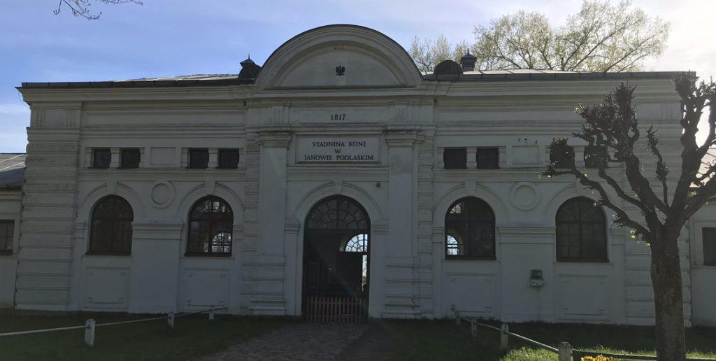 Stadnina koni Janów Podlaski